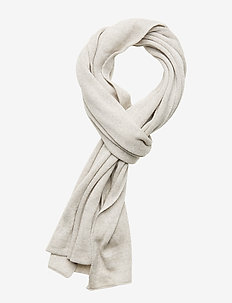 Logical Scarf - LIGHT GREY