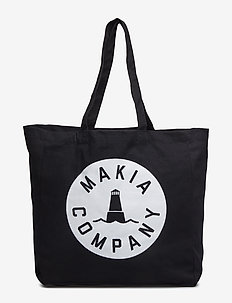 EXPORT DAY TOTE - BLACK
