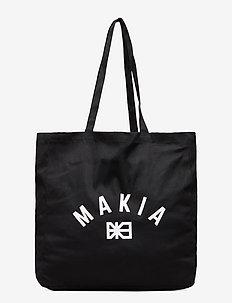 Brand Day Tote Bag - BLACK