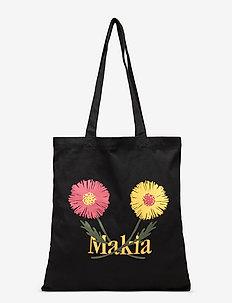 Madeira Tote Bag - BLACK
