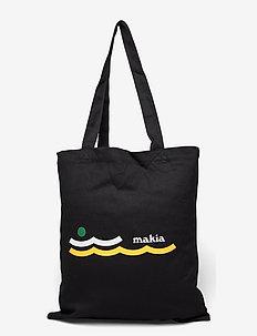 Eden Tote Bag - shoppers - black