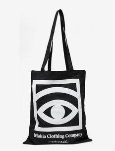 Ögon Tote Bag - cabas - black