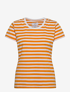 Verkstad T-Shirt - t-shirts - warm yellow