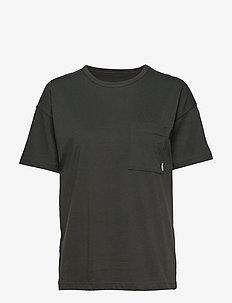 Dusk T-Shirt - DARK GREEN