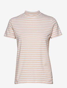 Leaf T-shirt - YELLOW