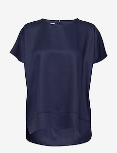 Isla T-shirt - DARK NAVY