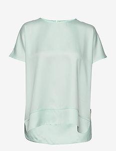Isla T-shirt - basic t-shirts - mint