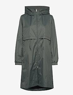 Den Jacket - regntøj - olive