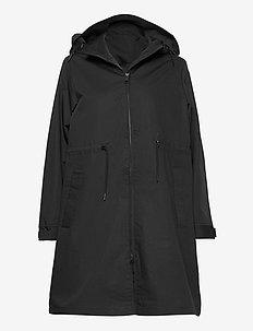 Rey Jacket - regnkläder - black