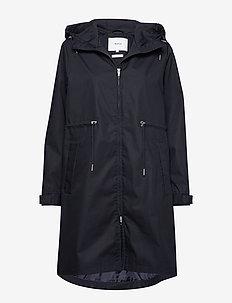 Rey Jacket - regntøj - dark navy
