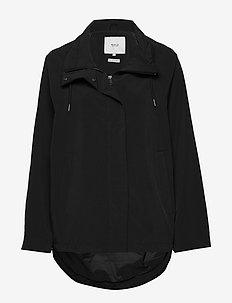 Leya Jacket - regnkläder - black