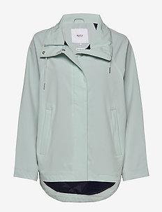 Leya Jacket - regenbekleidung - mint