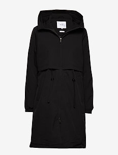 Vuono Coat - BLACK