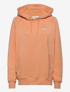 Origin Hooded Sweatshirt - peach