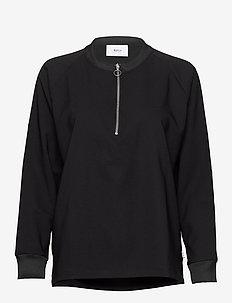 Kappas Sweatshirt - BLACK