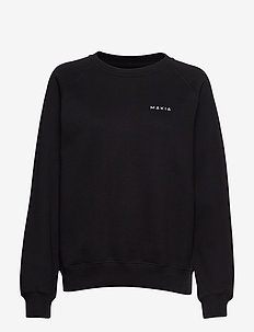 Core Sweatshirt - BLACK