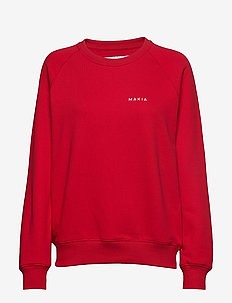 Core Sweatshirt - RED