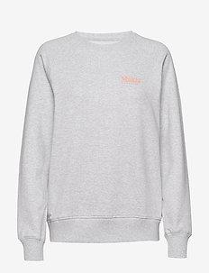 Origin Sweatshirt - LIGHT GREY