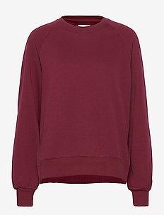 Etta Light Sweatshirt - sweatshirts - port