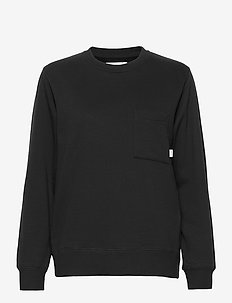 Meri Sweatshirt - swetry - black
