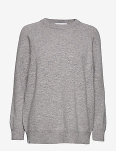 Aamu Knit - LIGHT GREY