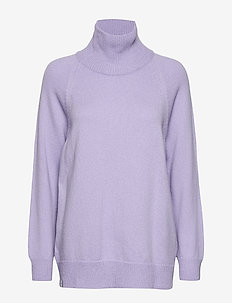 Lumi Knit - LIGHT LILAC