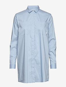 Office Shirt - LIGHT BLUE