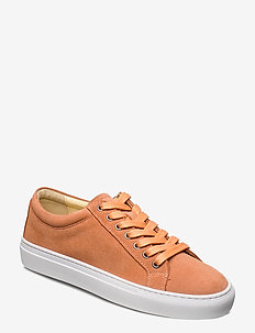 Borough /W - low top sneakers - coral