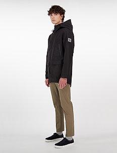 3L Shelter Jacket - kevyet takit - black