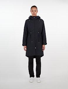 Rey Jacket - płaszcze przeciwdeszczowe - dark navy