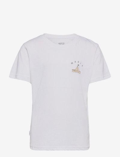 Friendship T-Shirt - korte mouwen - white