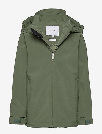 Chrono Jacket - veste coupe-vent - green