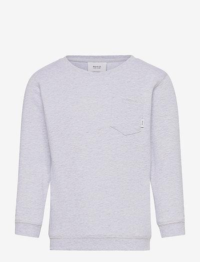 Pocket Sweatshirt - sweatshirts - light grey