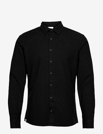 Svart Shirt - ruutupaidat - black