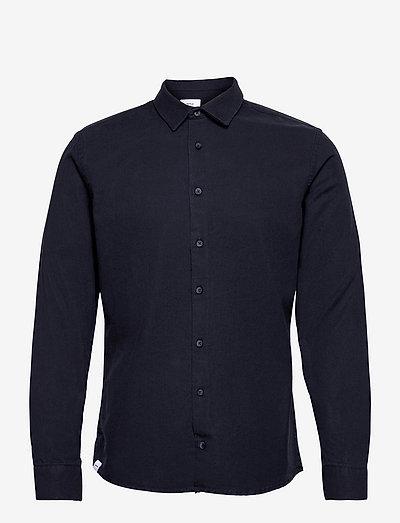 Svart Shirt - chemises à carreaux - dark navy