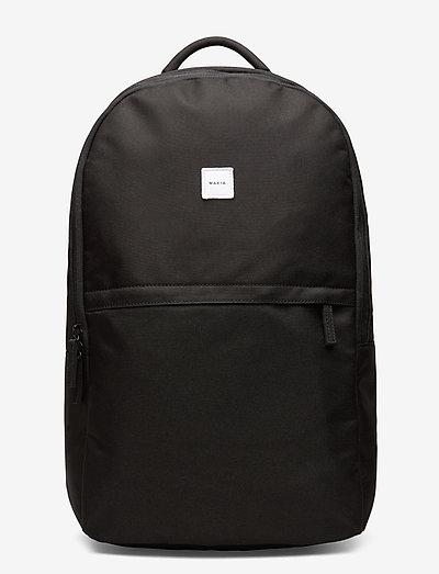 Ahjo Backpack - väskor - black