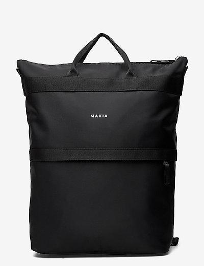 Elias Backpack - bags - black