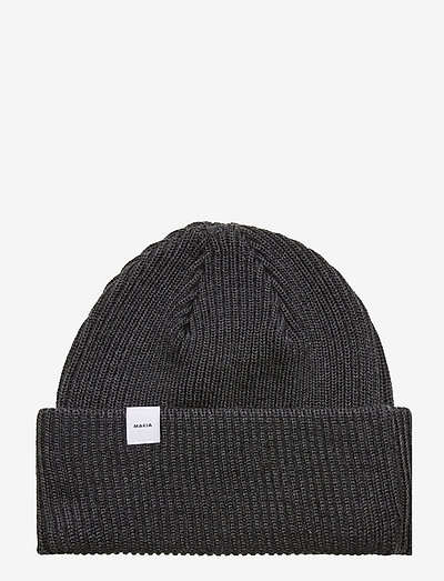 Merino Cap - pipot - dark grey