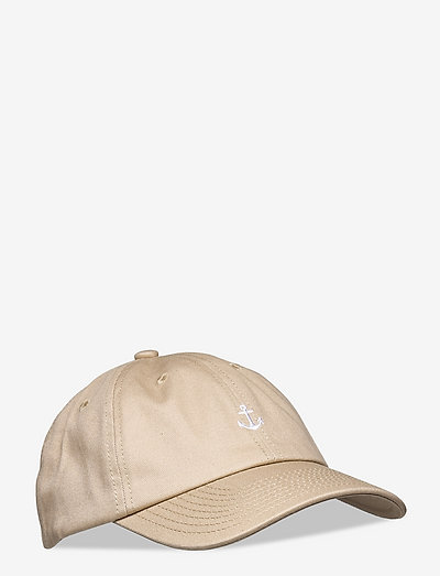 Small Anchor Cap - casquettes - khaki