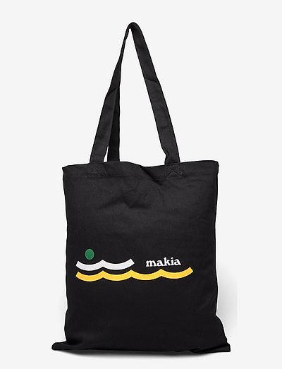 Eden Tote Bag - tote bags - black