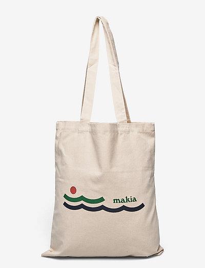 Eden Tote Bag - tote bags - ecru