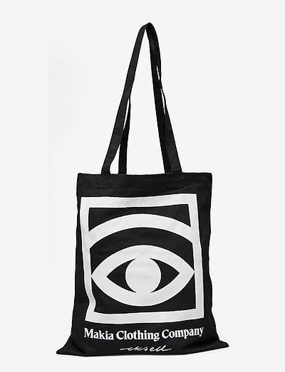 Ögon Tote Bag - shoppers - black