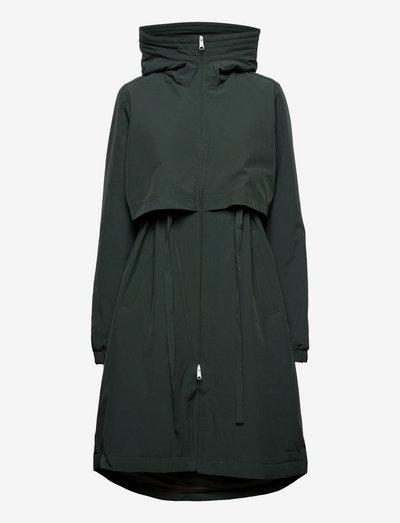 Vuono Coat - parkaser - dark green