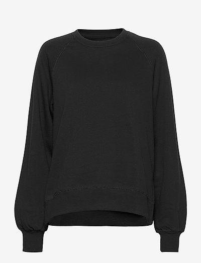 Etta Light Sweatshirt - sweatshirts en hoodies - black