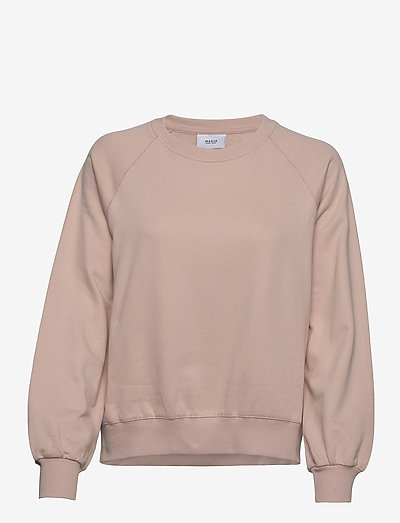 Etta Light Sweatshirt - sweatshirts en hoodies - rose