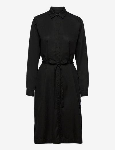 Lykke Dress - zomerjurken - black