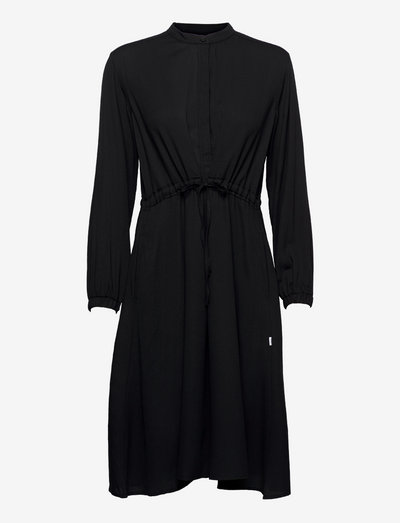 Inari Dress - zomerjurken - black