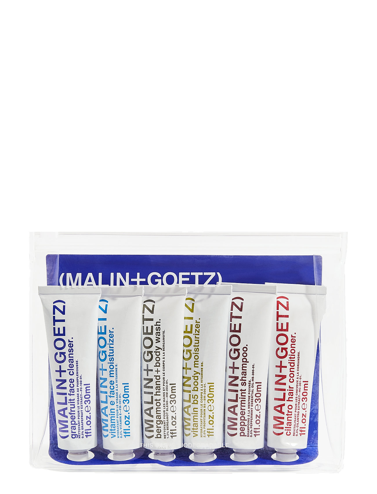Malin+Goetz Essential Kit - NO COLOUR