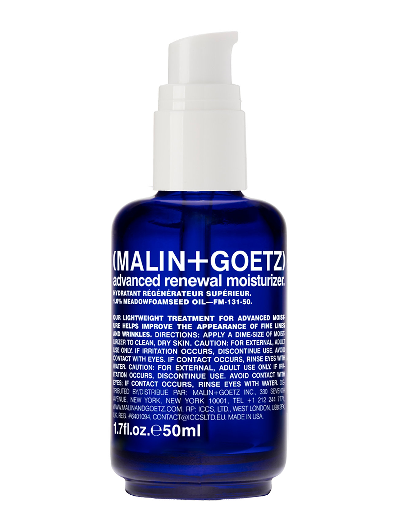 Malin+Goetz Advanced Renewal Moisturizer - NO COLOR