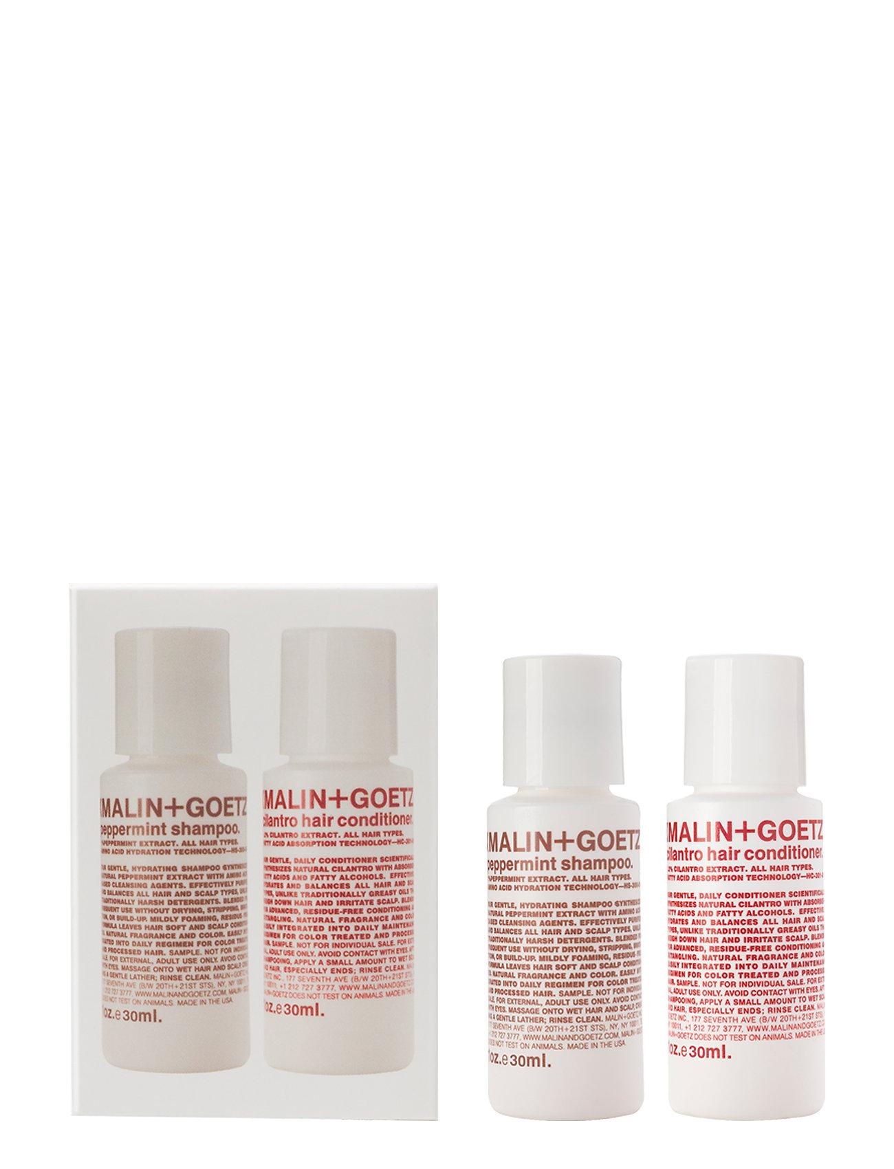 Malin+Goetz Hair Essentials Duo - NO COLOR